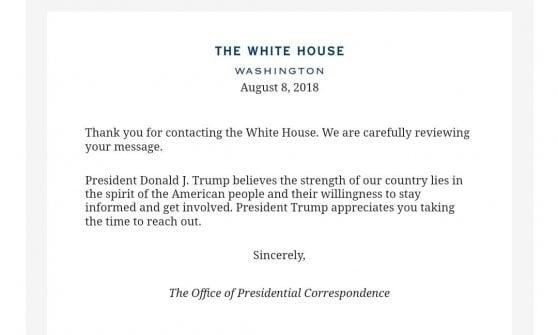 """Consigliere di Casale scrive a Trump: """"L'amianto è morte: non usatelo nel vostro Paese"""""""