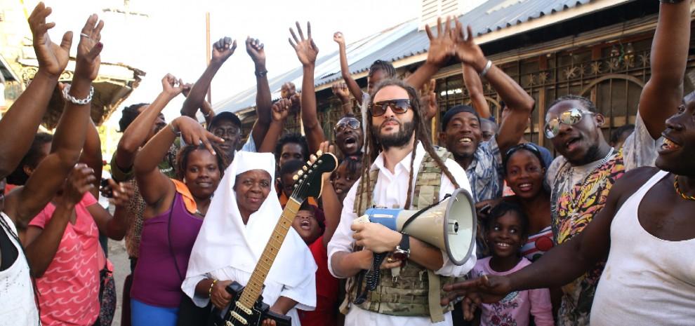 """Alborosie, il reggaeman italiano al top <br />del mondo: """"La passione non ha confini"""""""