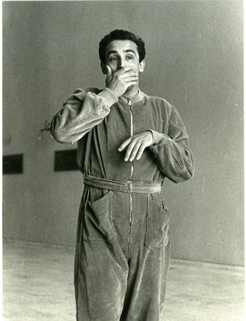 Gassman, il gesto dell'attore