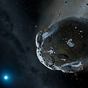 """La Terra sarà """"sfiorata"""" da tre asteroidi in due giorni"""