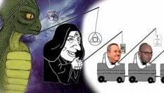 """""""Mondo è in mano a Soros e ai rettiliani""""Il post antisemita del figlio di Netanyahu"""