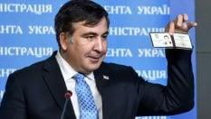 """Ucraina, il ritorno di Saakashvili, leader """"Rivolta delle Rose"""" rimasto senza patria"""