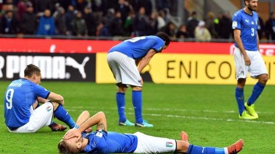 Risultati immagini per italia svezia delusione