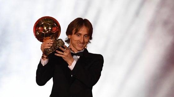 Pallone Doro Vince Modric Finisce Lera Di Messi E