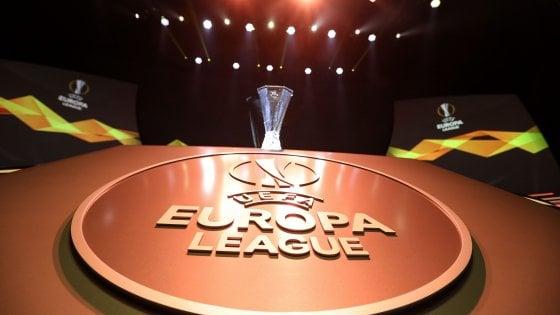 Sorteggio Europa League Girone Ostico Per La Lazio La Roma