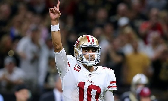 NFL, San Francisco wins the game of the year: show in New Orleans