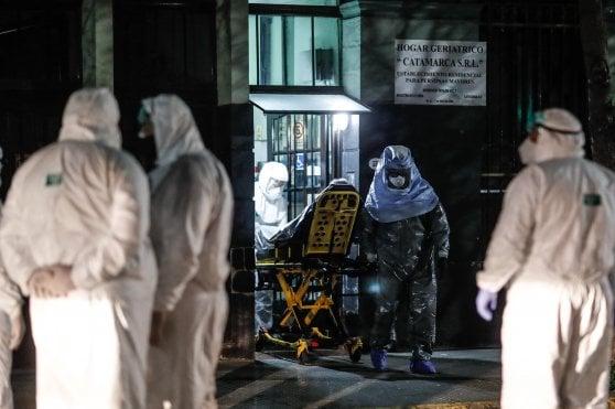 Coronavirus worldwide, 425 deaths in the US in 24 hours