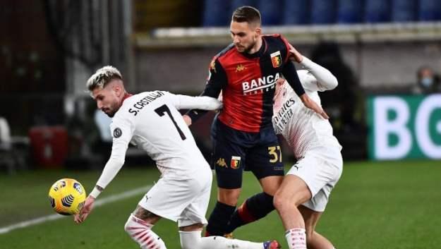 Diretta Genoa-Milan 2-2: Calabria e Kalulu rimontano due volte la doppietta  di Destro - la Repubblica