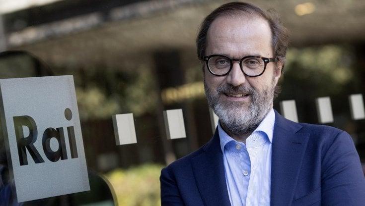 """Stefano Coletta: """"Parlare ai giovani è la vera sfida di Rai 1"""" - la  Repubblica"""