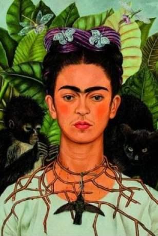 Sopracciglia: è tempo di unibrows, alla Frida Kahlo