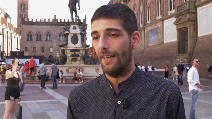 """RepIdee - Il figlio di Montinaro: """"Mio padre è morto con Falcone, mostrare  la sua auto distrutta è il mio impegno"""" - la Repubblica"""