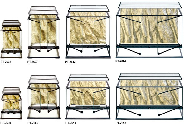 Tanks Vs Tubs What Is The Best Type Of Reptile Enclosure