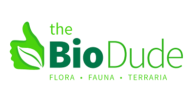The Bio Dude logo - small