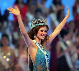 Miss World - Miss Perù - Maria Julia Mantilla Garcia