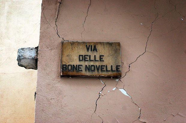 {B}L'Aquila, città fantasma{/B}
