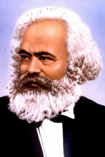 Image result for Gesù e Marx