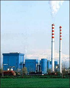 impianto di tele ricaldamento in provincia di Lecco