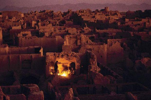 Falò ad Herat