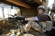 <B>Il principe Harry in Afghanistan<br>