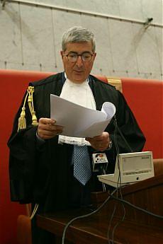 I giudici ciechi di Bolzaneto