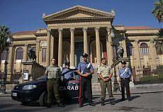 Polizia e soldati