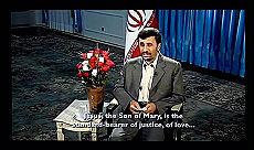 Auguri antisemiti di Ahmadinejad Brown protesta con Channel Four
