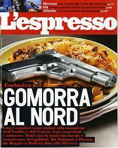 """Camorra al nord, perquisito l'Espresso """"Pesante intimidazione, andiamo avanti"""""""