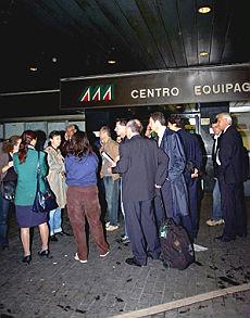 """Alitalia, autonomi pronti a resistere """"Contro di noi campagna di falsità"""""""