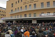 Sapienza, studenti da tutta Italia per riformare l'università dal basso