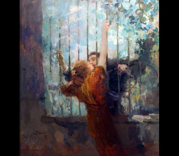 Risultati immagini per bacio nell'arte
