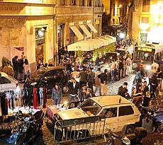 """""""Strisciando di pub in pub"""" Il tour etilico delle notti romane"""