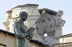 L'Aquila, scossa di magnitudo 4,1 Torna la paura, nessun danno