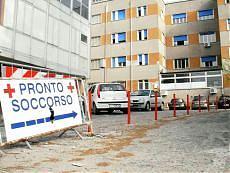 L'ospedale di Polistena (RC)