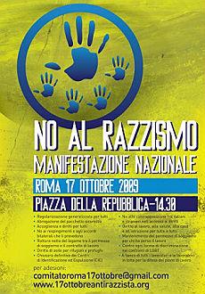 """Roma, in piazza contro il razzismo """"Abroghiamo il decreto sicurezza"""""""