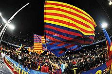 Da Milano al Camp Nou per tifare Guardiola