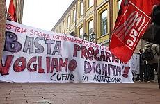 Phonemedia, Omega chiede il concordato e scoppia la rabbia dei  lavoratori