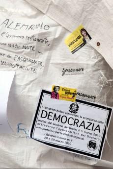 Nasce sul web la Rivoluzione dei fiori e spuntano gli elettori Pdl delusi