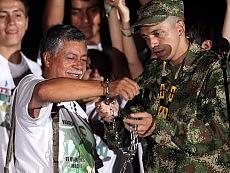 Colombia, le Farc liberano un ostaggio era nelle loro mani da  dodici anni