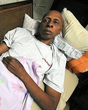 Cuba, il dissidente Fariñas è grave  Il reporter rifiuta il cibo da 125 giorni