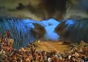 """Ricostruito il """"miracolo"""" il vento aprì il Mar Rosso - Repubblica.it"""