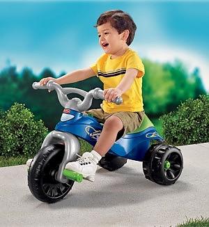 """Fisher-Price ritira 11 milioni di giocattoli Tricicli e seggiolini """"pericolosi per i bimbi"""""""