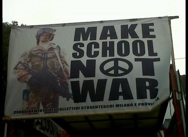 Proteste scuola - le foto dei lettori / 1