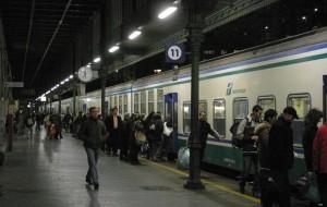 FS, incubo di Natale sull'intercity Sette ore e mezza senza WC