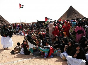 Donne, vecchi e bambini saharawi ecco la lista dei desaparecidos