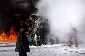 Orrore ad al-Zawija: giustiziati i feriti Nuovo assalto dei fedeli di Gheddafi