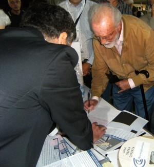 22 giorni per cancellare il Porcellum Obiettivo: 500 mila firme per votare