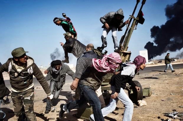 World press photo, vince la primavera araba fuori Bin Laden e #occupywallstreet