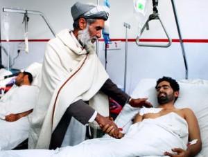Emergency, l'Sms da due euro per sostenere l'ospedale di Kabul