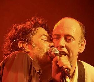 Taha e Jones, suoni senza frontiere quando il rock si sposa con il raï