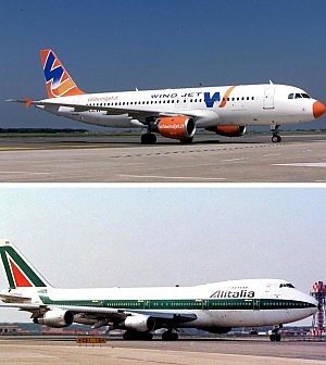 """Mancata """"fusione"""" con Alitalia WindJet chiede un maxi-risarcimento"""